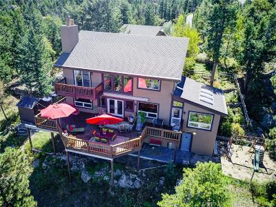Evergreen Single Family Home Sold: 7854 Armadillo Trail