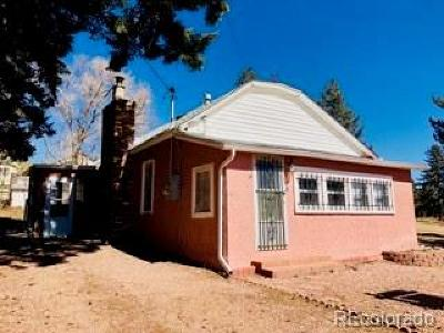 Palmer Lake Single Family Home Under Contract: 42 Page Street