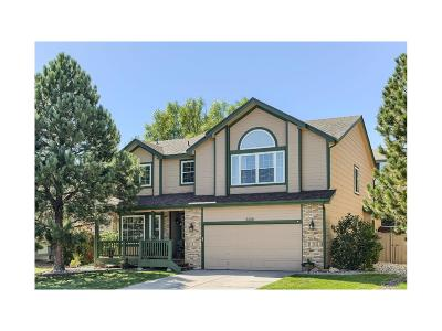 Castle Rock Single Family Home Active: 3590 Starflower Road