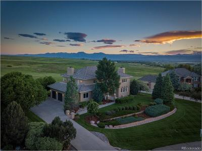 Niwot Single Family Home Under Contract: 8442 Strawberry Lane