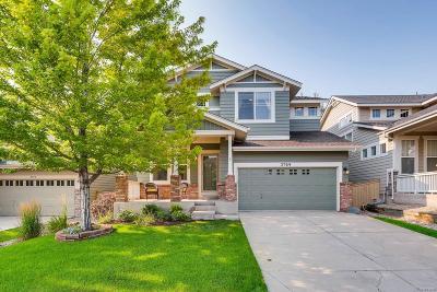 Highlands Ranch Single Family Home Active: 2964 Braeburn Way