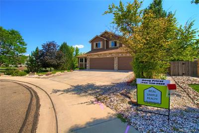 Boulder County Single Family Home Active: 2417 Flagstaff Drive