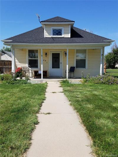 Windsor Single Family Home Under Contract: 108 Main Street