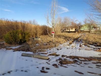 Denver Residential Lots & Land Under Contract: 9900 West Stanford Avenue