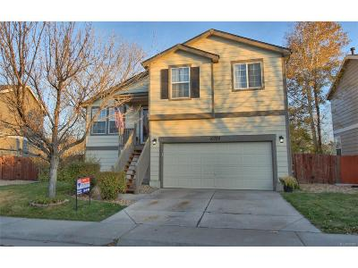 Northglenn Single Family Home Active: 10752 Steele Street