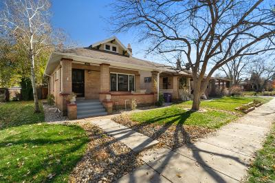 Denver Single Family Home Active: 1112 Monroe Street
