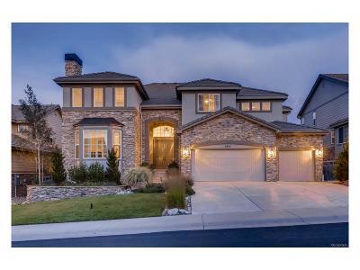 Cobblestone Ranch Single Family Home Active: 6654 Esmeralda Drive