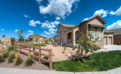 Colorado Springs Single Family Home Under Contract: 5510 Sky Meadow Drive