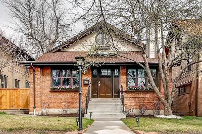 Single Family Home Under Contract: 610 Gaylord Street