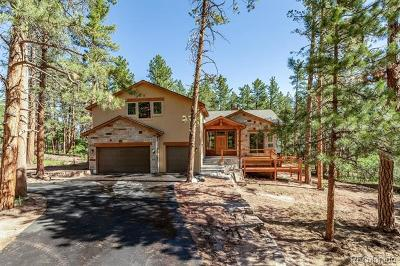 Larkspur CO Single Family Home Active: $779,000