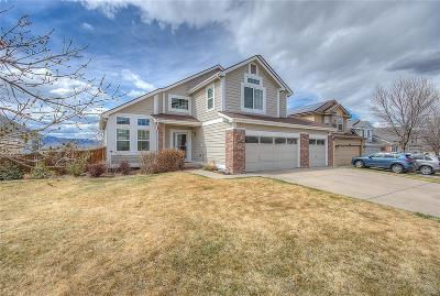 Highlands Ranch Single Family Home Under Contract: 1342 Mulberry Lane