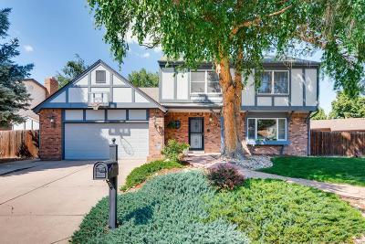 Aurora Single Family Home Active: 14299 East Arkansas Drive