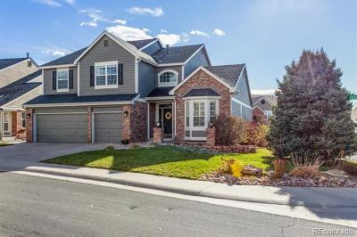 Highlands Ranch Single Family Home Active: 2482 Cactus Bluff Place