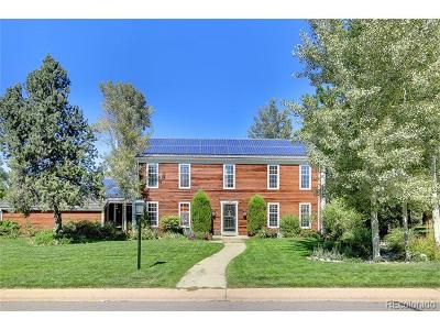 Greenwood Village Single Family Home Active: 1197 East Green Meadow Lane