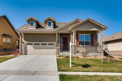Anthem Ranch Single Family Home Under Contract: 15861 Lavender Place