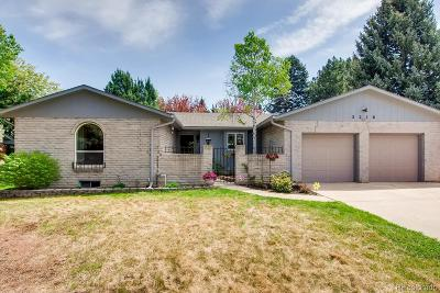 Greeley Single Family Home Under Contract: 2216 27th Avenue