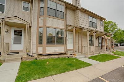 Denver Condo/Townhouse Under Contract: 8254 Washington Street #89