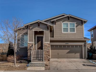 Highlands Ranch Single Family Home Active: 10776 Towerbridge Circle