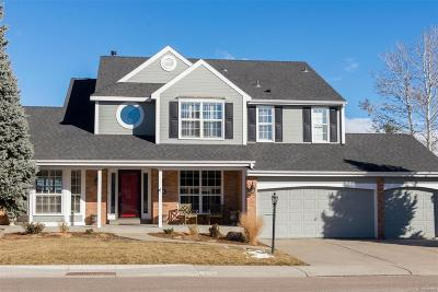Highlands Ranch Single Family Home Under Contract: 8616 Meadow Creek Drive