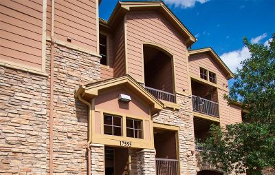 Parker Condo/Townhouse Under Contract: 17555 Nature Walk Trail #303