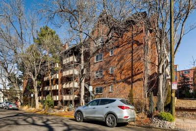 Denver Condo/Townhouse Active: 1270 North Marion Street #212