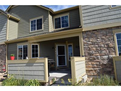 Castle Rock CO Condo/Townhouse Under Contract: $280,000