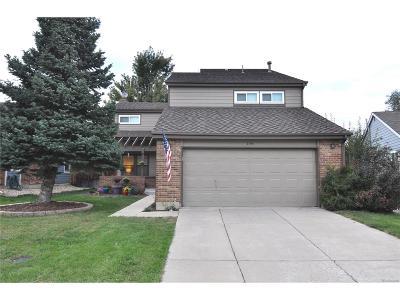 Centennial Single Family Home Active: 2195 East Nichols Drive
