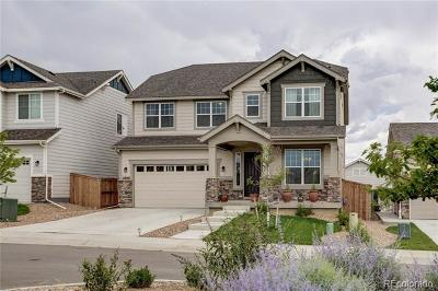 Berthoud Single Family Home Active: 2846 Cooperland Boulevard