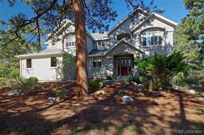 Monument Single Family Home Active: 18180 Sunburst Drive