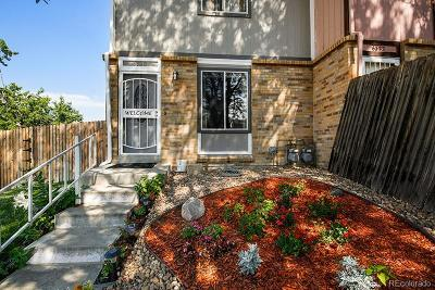 Commerce City Condo/Townhouse Under Contract: 6320 East 63rd Avenue