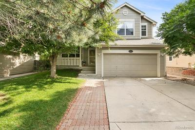 Westminster Single Family Home Active: 9827 Grove Circle