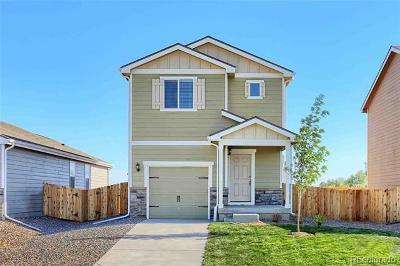 Bennett Single Family Home Under Contract: 47335 Iris Avenue
