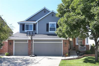 Highlands Ranch Single Family Home Under Contract: 840 Shadowstone Drive