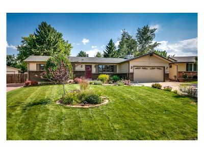 Centennial Single Family Home Under Contract: 7376 South Elm Court