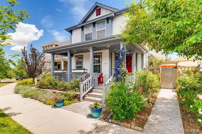 Denver Single Family Home Active: 3690 Akron Street