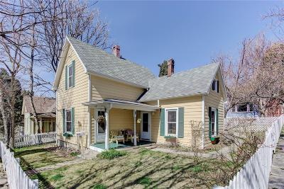 Golden Single Family Home Under Contract: 1423 Ford Street