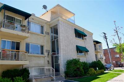 Castle Rock, Conifer, Cherry Hills Village, Greenwood Village, Englewood, Lakewood, Denver Condo/Townhouse Active: 830 East 11th Avenue #304