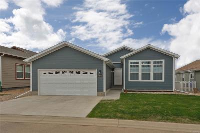 Frederick Single Family Home Active: 7895 Buckhorn Green #130