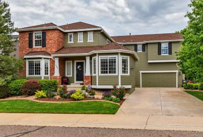 Highlands Ranch Single Family Home Under Contract: 2783 Timberchase Trail