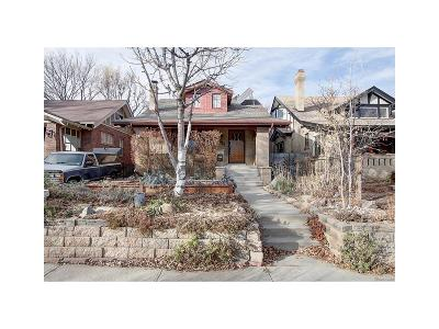 Single Family Home Under Contract: 851 Adams Street