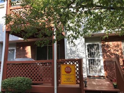 Thornton Condo/Townhouse Active: 4250 East 119th Place #C