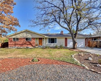 Wheat Ridge Single Family Home Active: 3232 Nelson Street