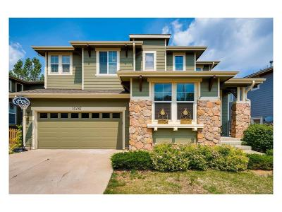 Highlands Ranch Single Family Home Under Contract: 10787 Mountshire Circle