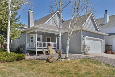 Broomfield Single Family Home Active: 151 Wolf Creek Trail