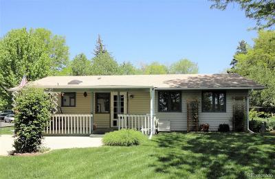 Longmont Single Family Home Active: 920 Alpine Street