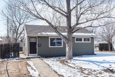 Aurora Single Family Home Active: 937 Kramer Court