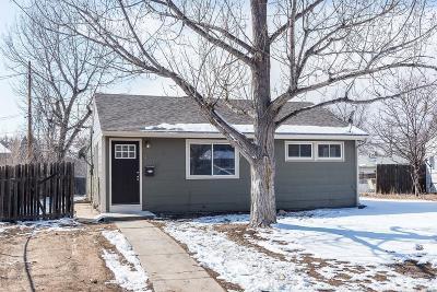 Aurora CO Single Family Home Active: $299,000