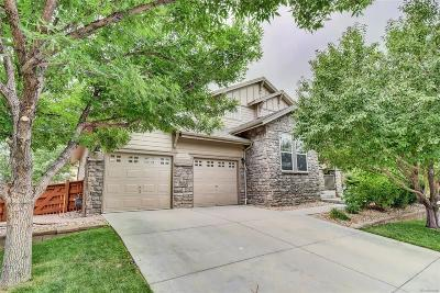 Commerce City Single Family Home Under Contract: 16920 East 107th Avenue