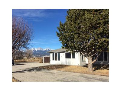 Salida Single Family Home Under Contract: 9746 County Road 156
