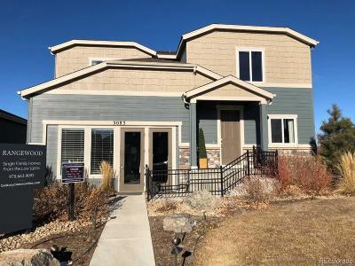 Loveland Single Family Home Active: 3085 Crux Drive